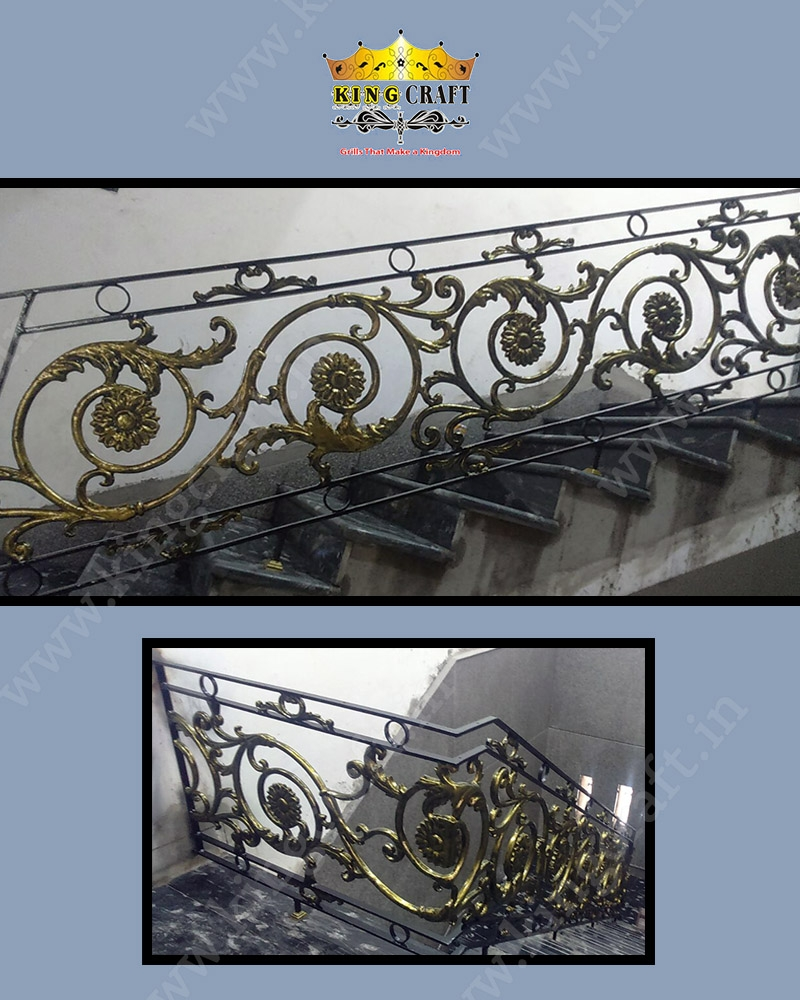 Casting Staircase-King Craft