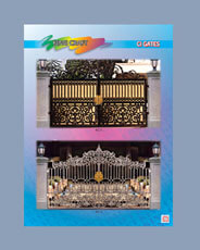 Casting Gate | Grills and StaireCase India - www.kingcraft.in