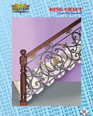 Casting Stair Case | Grills and StaireCase India - www.kingcraft.in