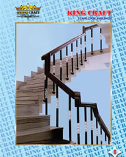 Acrylic Stair Case | Grills and StaireCase India - www.kingcraft.in