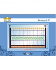 Fencing | Grills and StaireCase India - www.kingcraft.in