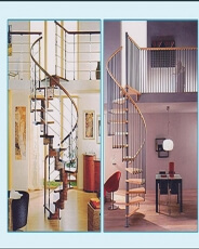 Spiral Stair Case | Grills and StaireCase India - www.kingcraft.in