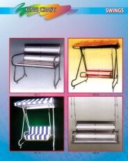Swing | Grills and StaireCase India - www.kingcraft.in