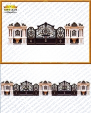 Royal Casting Fencing | Grills and StaireCase India - www.kingcraft.in