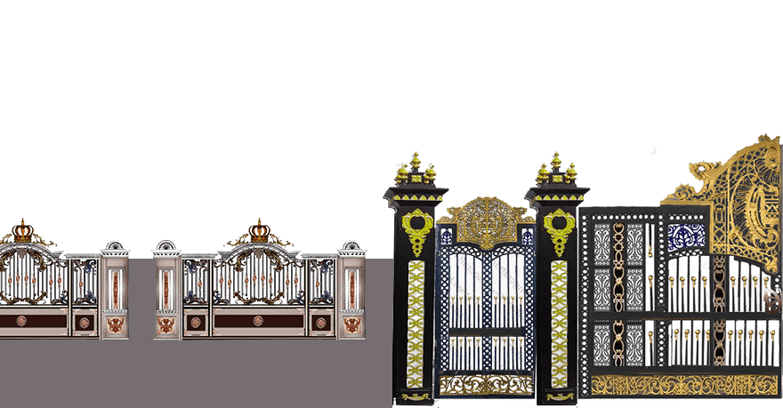 Royal Gate Design